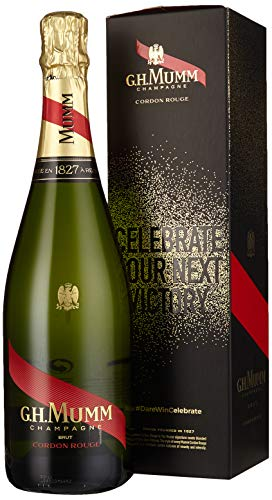Mumm G.H. CORDON ROUGE Brut Usain Bolt Limited Edition  Champagner (1 x 0.75 l)