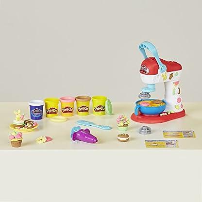 Hasbro Play-Doh E0102EU4 - Küchenmaschine Knete, für fantasievolles und kreatives Spielen 13