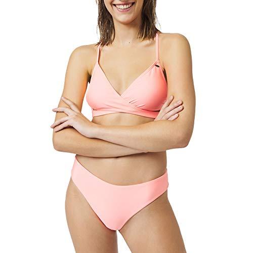 O'Neill Damen Baay maoi Bikini, Neon Origami, 38