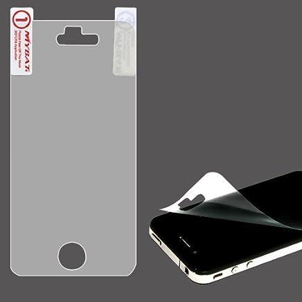 Protector de pantalla LCD IPHONE4LCDSCPR01 para el iPhone 4 / 4S - empaquetado al por menor