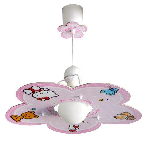 Dalber Lampe de Plafond - Lustre - Hello Kitty en Carton Epais