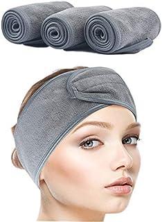 Sinland Microfiber Hair Band Women Fashion Soft Makeup Cosmetic Shower flexible Hairlace Headband
