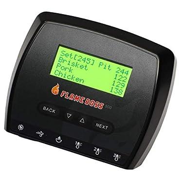 Flame Boss FB500-U WiFi Smoker Controller (Steel Smoker Kit)