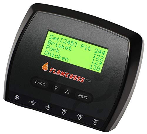 Flame Boss FB500-U Click Image to Open expanded View 500-WiFi Smoker Controller (universeel)