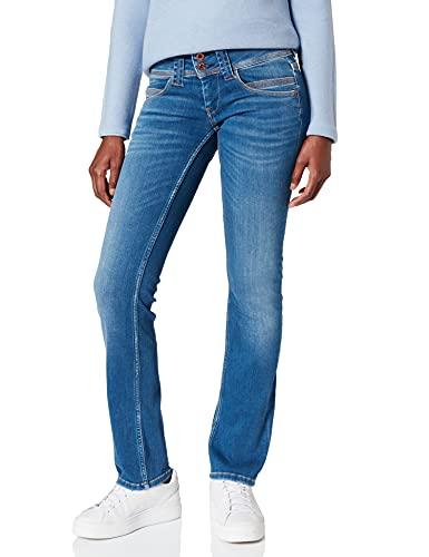 Pepe Jeans Damen Venus Jeans, Denim, 31