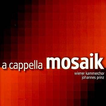 A cappella mosaik