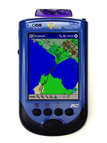 Mobile Crossing GPS, WAYPOINT 200, NATIONAL EDITION