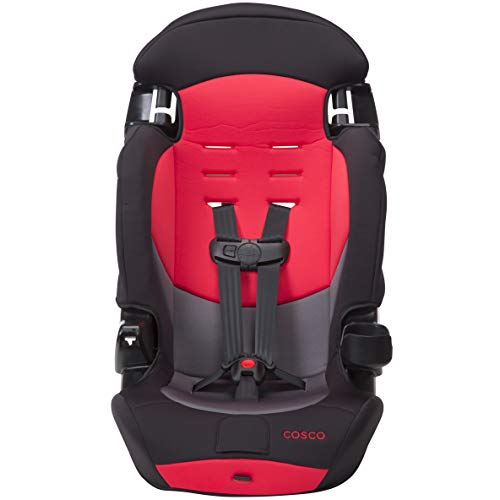 Cosco Finale DX 2-in-1 Combination Booster Car Seat, Cherry...