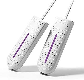 2021年最新版 靴乾燥機 YIHOPE 靴下乾燥機 シューズ乾燥機 5段階定時可能 加熱乾燥 シューズドライヤー 除菌 脱臭 水虫防止 梅雨対策 雪の日対策 小型 静音 乾燥 タイマー機能搭載 ホワイト