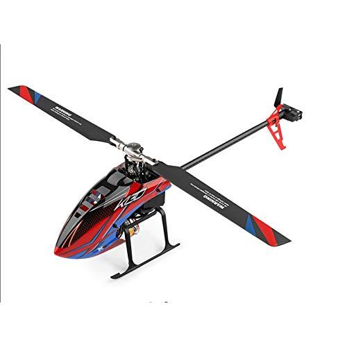 AORED RC Aeromobili a 6 canali Brushless Aereo 3D Aerobatic Elicottero di Telecomando Professionale Drone Modello, Il Migliore Regalo di Compleanno e di Natale for i Bambini