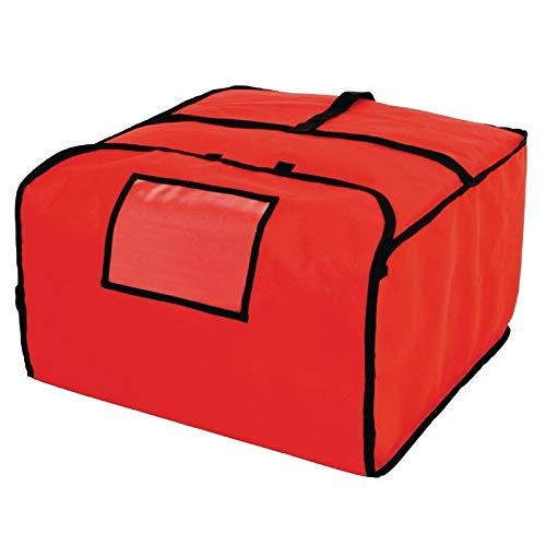 Bolsa Reparto Pizza - Bolsa Transporte Alimentos chiner (510 x 510 x 305 mm)