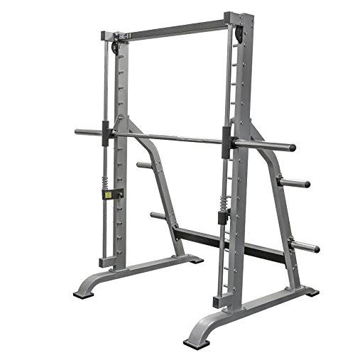 Valor Fitness BE-11 Smith Machine Squat Rack