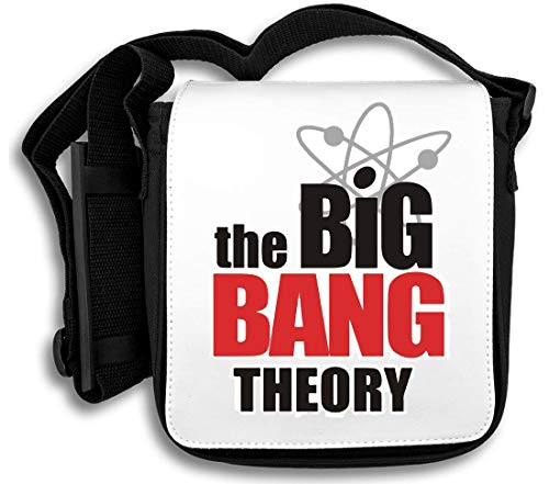 The Big Bang Theory Logo Schultertasche