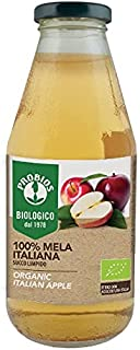 Probios Organic Italian Apple Juice, 500 ml