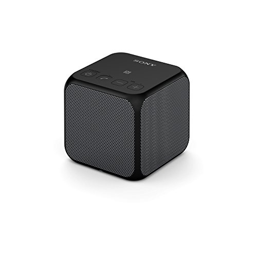 Sony SRS-X11 Compact Portable Bluetooth Wireless Speaker with NFC - Black