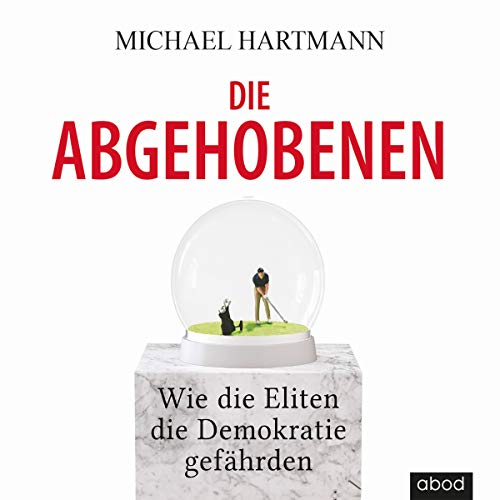 Die Abgehobenen audiobook cover art