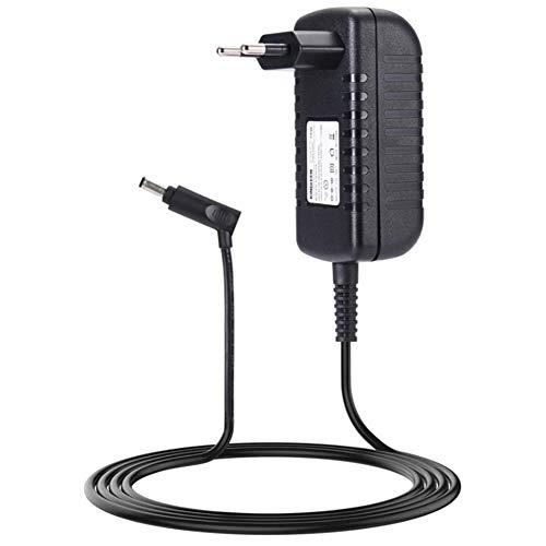 Camisin Adaptador de Carga Adaptador para V6 V7 V8 Cable de Mano Libre Fuente de AlimentacióN de VacíO Adaptador de Cable Cargador Enchufe de la UE