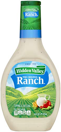 Hidden Valley Ranch Dressing / Dip Original - 473ml / 16 oz