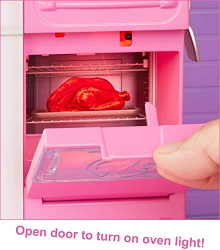 Maison de Rêve Barbie avec Garage Ascenseur Piscine et Glissade - 6