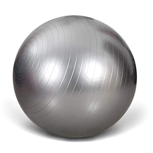 Best Buy! N/B Wangleiujm Fitness Ball Ultra Thick Yoga Ball Explosion-Proof Heavy Stability Ball Sup...