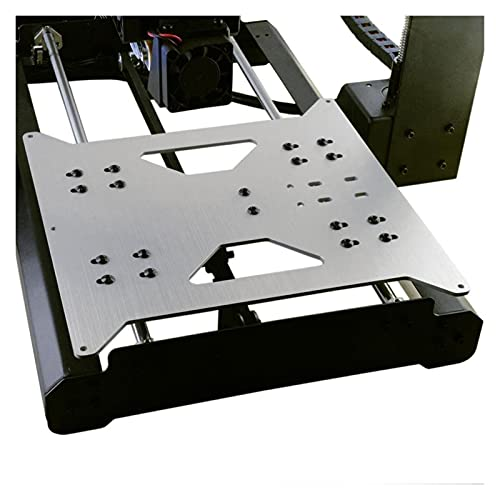 Huhu Upgrade Y Carriage Plate Fit For Wanhao Duplicator I3 /Monoprice Maker Select V1/V2/V2.1/Plus 3D Printers