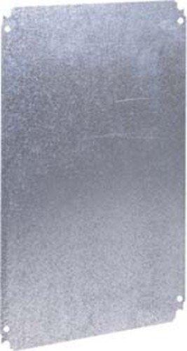 Schneider NSYPMM5454 Metallmontageplatte für PLS-Gehäuse 54x54cm