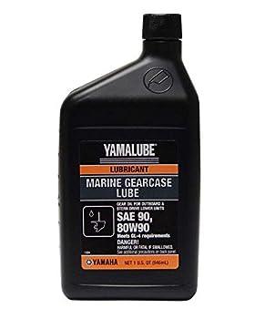 Yamalube ACC-GEARL-UB-QT Marine Lower Unit Gearcase Lube  QUART