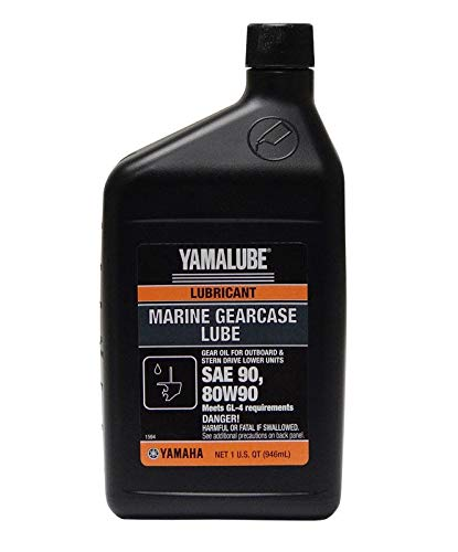 Yamalube ACC-GEARL-UB-QT Marine Lower Unit Gearcase Lube (QUART)