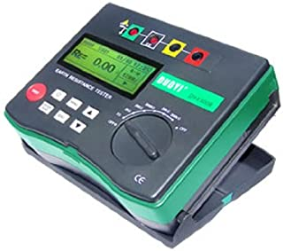 DUOYI DY4300A 4-Terminal Multimeter Tester Electrical Instrument Earth Ground Resistance and Soil Resistivity Tester by Yi Duo