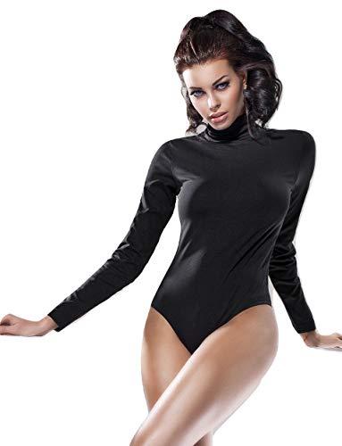 Coltrui met lange mouwen Modal Katoen Blend Bodysuit