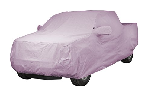Covercraft Custom Fit Car Cover for Select Ford F-Series Models - Noah (Pink)