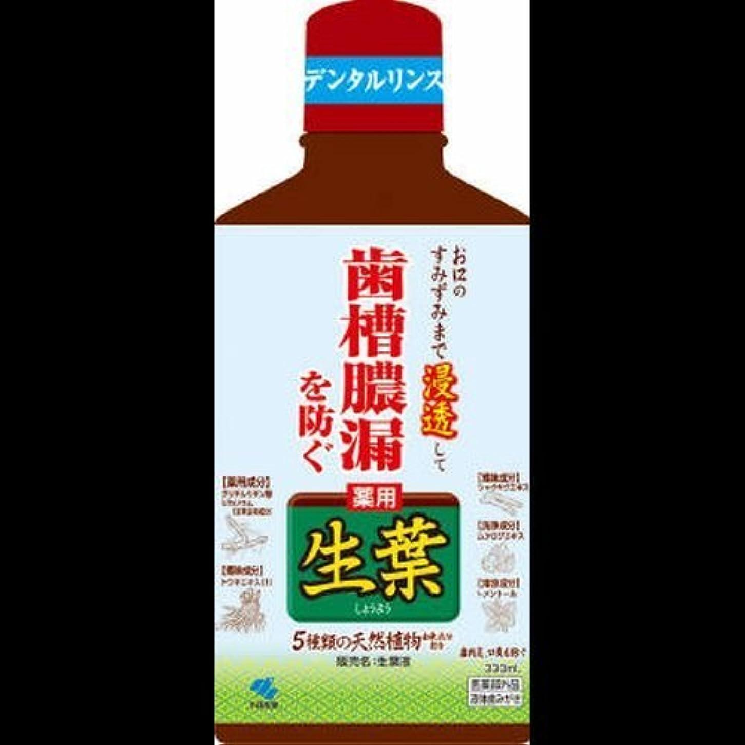 デコレーションコークス放棄された生葉液(しょうようえき) 330mL 4987072069448 ×2セット