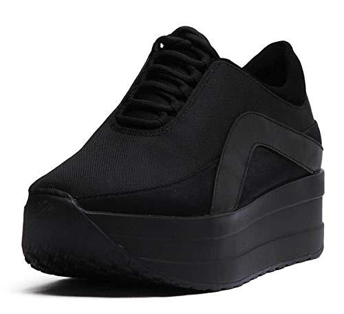 Vagabond Mädchen Casey Sneaker, Schwarz (Black 20), 35 EU