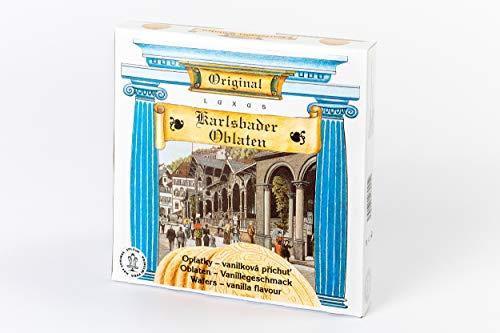 10 Packungen Karlsbader Oblaten mit Vanillegeschmack (10 x 150 g)