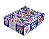 Galletas DELICIAS MARIA & CHOCOLATE Venezuela, galleta MARIA PUIG combinada con Chocolate de Leche (18 galletas individuales caja)