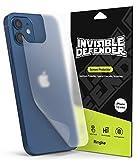 Ringke Back Screen Protector Compatible con Protector de Pantalla Trasera iPhone 12 Mini [2 Piezas] - Matte
