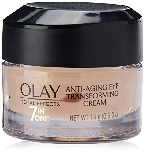 Olay Total Effects 7-In-One Eye Transforming Cream 0.5 Ounce (15ml) (2 Pack)