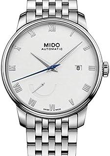 MIDO - Baroncelli Reloj de Hombre automático Correa de Acero M027.428.11.013.00