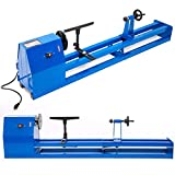 1/2hp 40 Inch 4 Speed Power Wood Turning Lathe 14x40 In