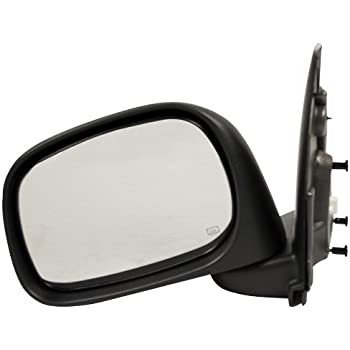OE Replacement Dodge Caliber Driver Side Mirror Outside Rear View Unknown Partslink Number CH1320265