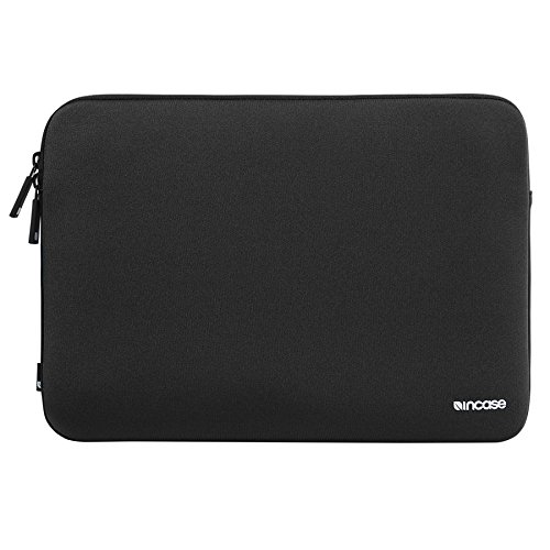 Incase Classic Laptop Case Cover Sleeve for 13 Inch MacBook Air/Pro/Pro Retina, Black