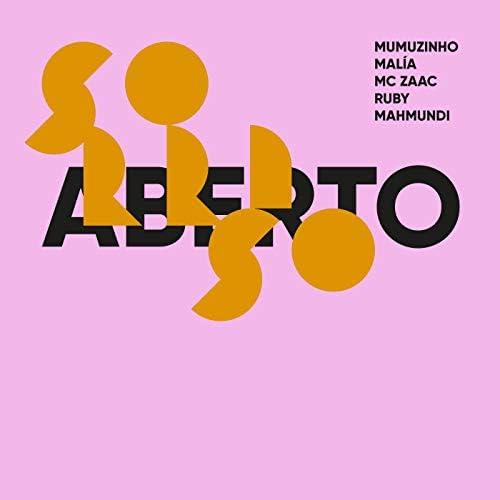 Mumuzinho, Malía & Mc Zaac feat. Ruby & Mahmundi