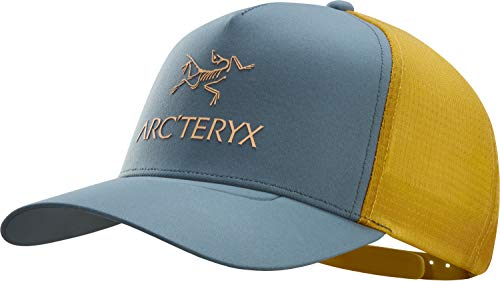 Arcteryx Logo Trucker Cap, astral/Quantum, ONE Size