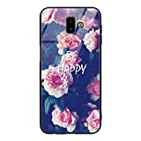 ZhuoFan Samsung Galaxy J6 Plus 2018 Case, [Anti-Scratch]