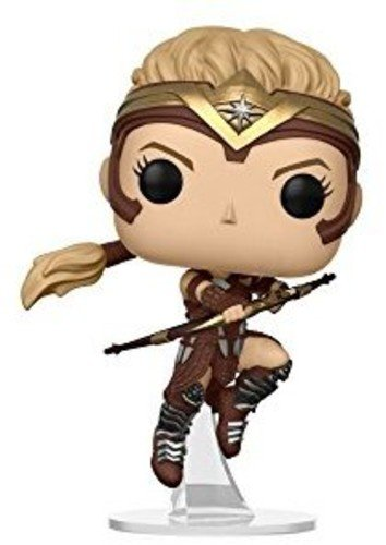 Funko Pop!- 24973 DC Wonder Woman: Antiope Figura de Vinilo, Multicolor