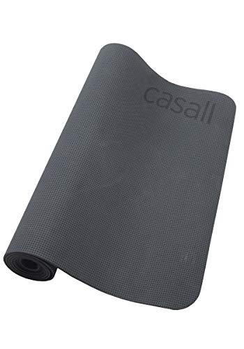 Casall Unisex Yoga Mat Nano Grip 5 Mm Black,0