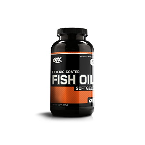 Optimum Nutrition (ON) Fish Oil Omega-3 Fatty...