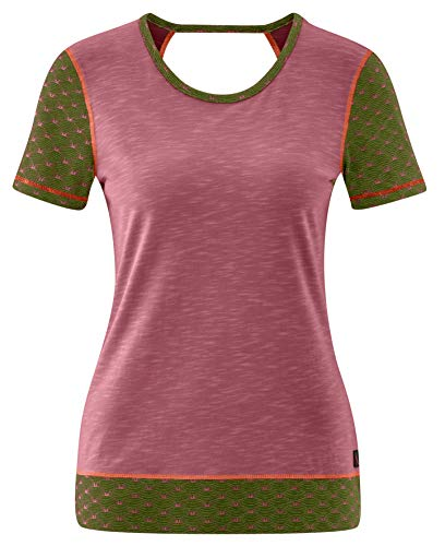 Red Chili Damen Wo Shodo T-Shirt, Tuna, S