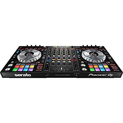 Pioneer DDJ-SZ2 4-channel controller for Serato DJ from Pioneer Pro DJ