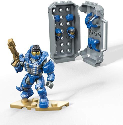Mega Construx Halo Spartan Armor Pack, Multicolor